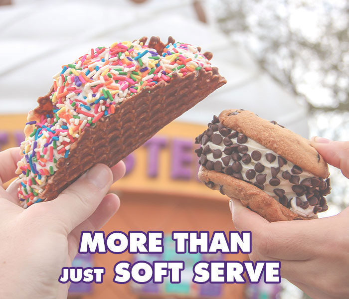 More than just Soft Serve