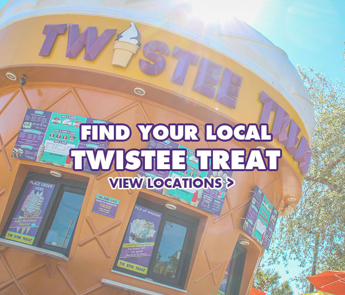 Twistee Treat Locations