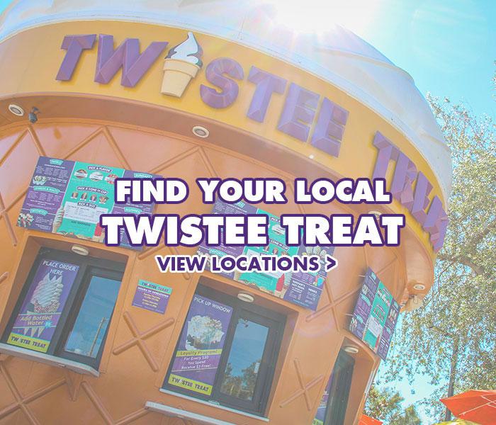 Twistee Treat Locations