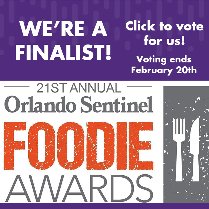 Orlando Foodie Awards