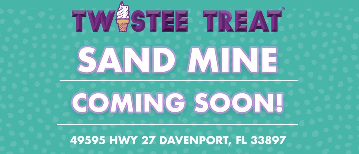 Sand Mine Coming Soon